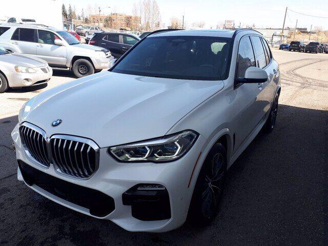 2019 BMW X5 xDrive40i Calgary AB