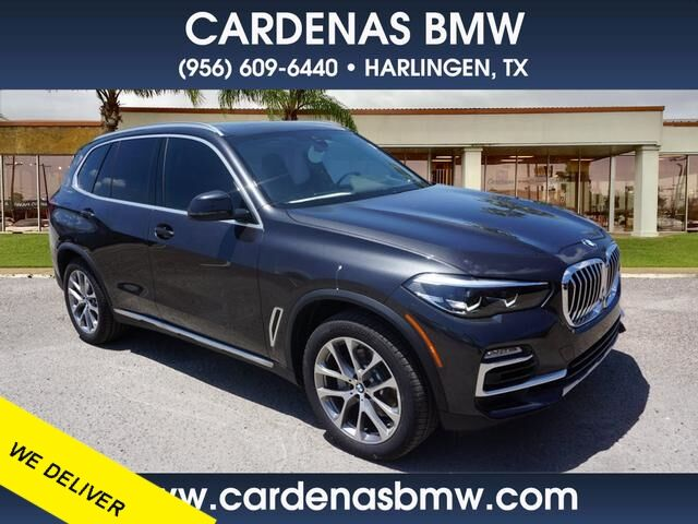 2019 BMW X5 xDrive40i Harlingen TX