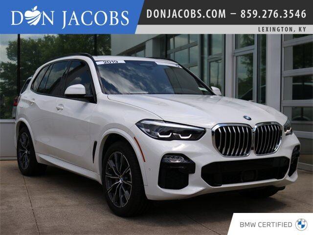 2019 BMW X5 xDrive40i Lexington KY