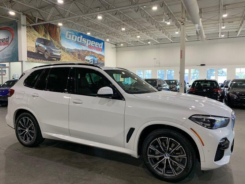 2019_BMW_X5_xDrive40i M Sport 72K MSRP_ Charlotte NC