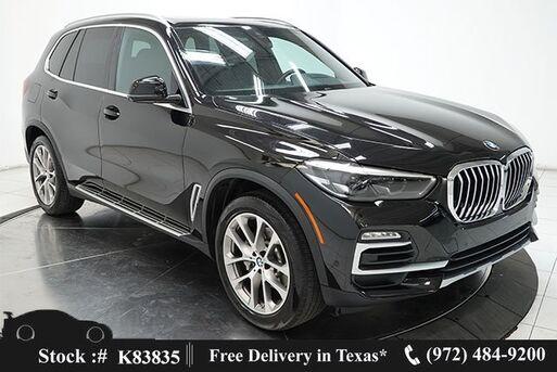 2019_BMW_X5_xDrive40i NAV,CAM,PANO,HTD STS,BLIND SPOT,LED_ Plano TX