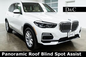 2019_BMW_X5_xDrive40i Panoramic Roof Blind Spot Assist_ Portland OR