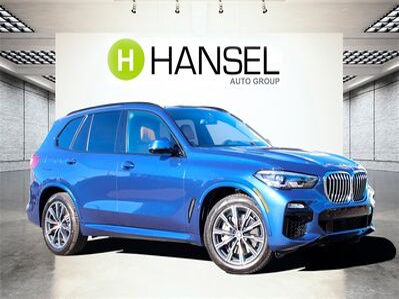 2019_BMW_X5_xDrive50i_ Santa Rosa CA