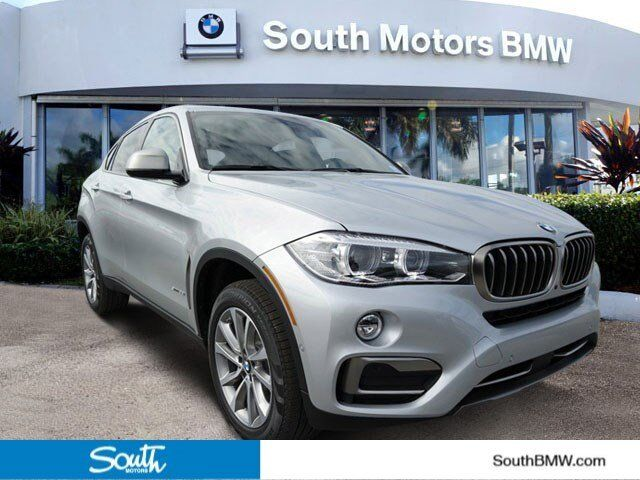 2019 BMW X6 sDrive35i Miami FL