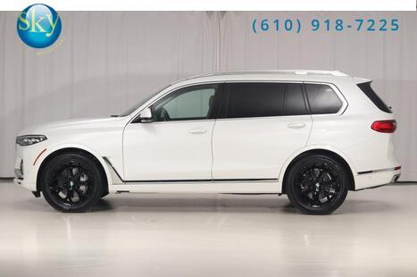 2019 BMW X7 AWD xDrive40i West Chester PA