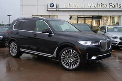 2019_BMW_X7_xDrive40i_ Wichita Falls TX