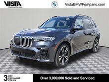 2019_BMW_X7_xDrive40i_ Coconut Creek FL