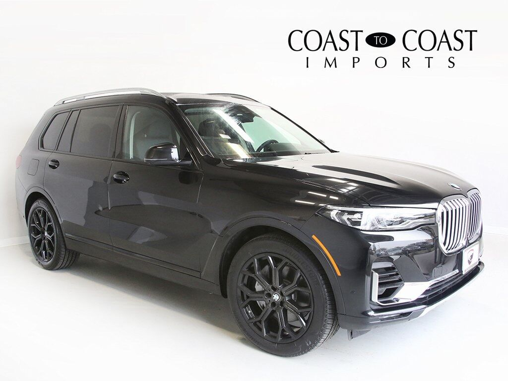 2019 BMW X7 xDrive40i Indianapolis IN