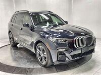 BMW X7 xDrive40i M SPORT,NAV,CAM,PANO,CLMT STS,BLIND SPOT 2019
