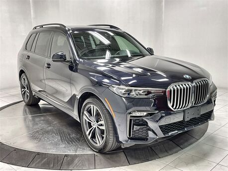 2019_BMW_X7_xDrive40i M SPORT,NAV,CAM,PANO,CLMT STS,BLIND SPOT_ Plano TX