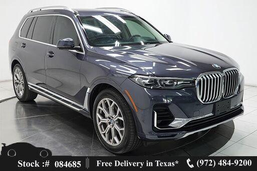 2019_BMW_X7_xDrive40i NAV,CAM,PANO,CLMT STS,BLIND SPOT,21IN WL_ Plano TX