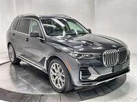 BMW X7 xDrive40i NAV,CAM,PANO,HTD STS,BLIND SPOT,3RD ROW 2019