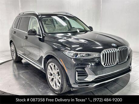 2019_BMW_X7_xDrive40i NAV,CAM,PANO,HTD STS,BLIND SPOT,3RD ROW_ Plano TX