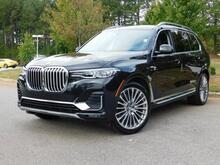 2019_BMW_X7_xDrive40i Sports Activity Vehicle_ Cary NC