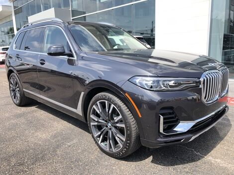 2019_BMW_X7_xDrive50i_ McAllen TX