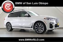 2019 BMW X7 xDrive50i Seaside CA