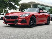 2019_BMW_Z4_sDrive30i Roadster_ Cary NC