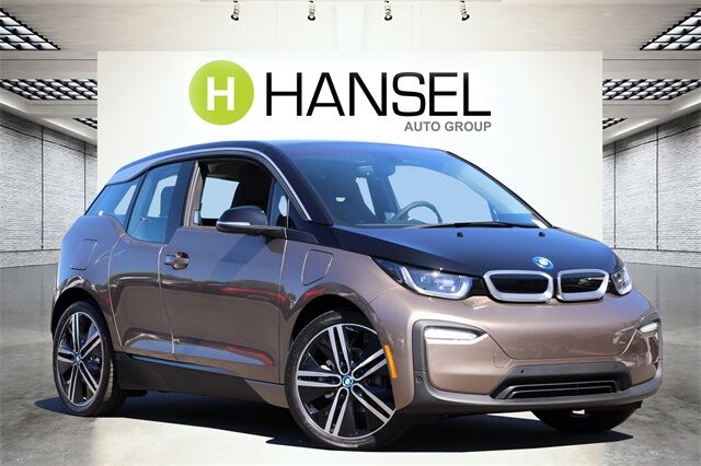 2019 BMW i3 Tera World Santa Rosa CA