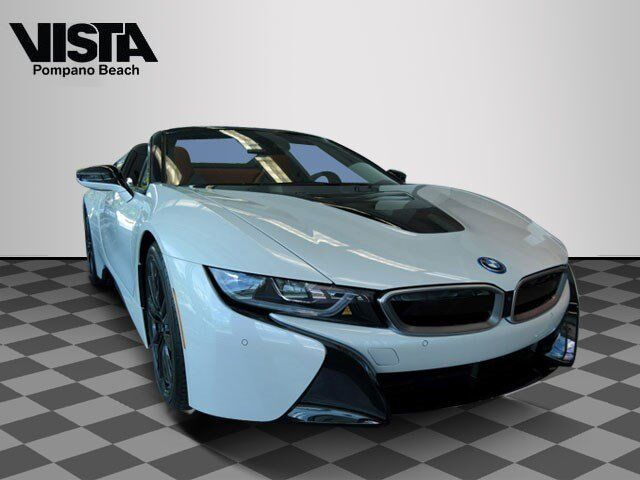 2019 BMW i8  Pompano Beach FL