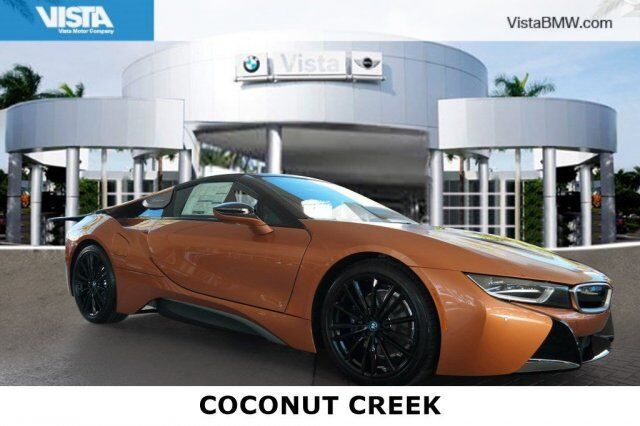 2019 BMW i8 Base Coconut Creek FL