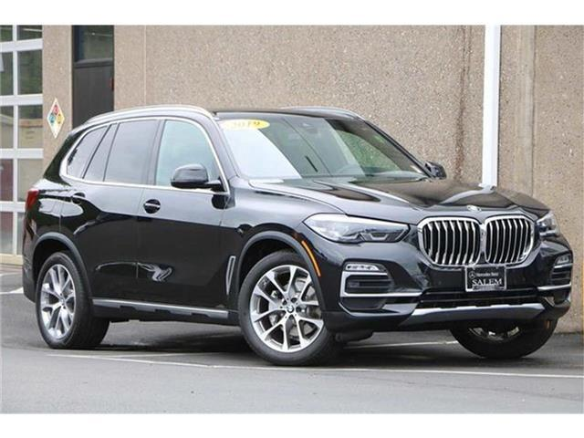2019 BMW x5 xDrive40i All-wheel Drive Sports Activity Vehicle Salem OR