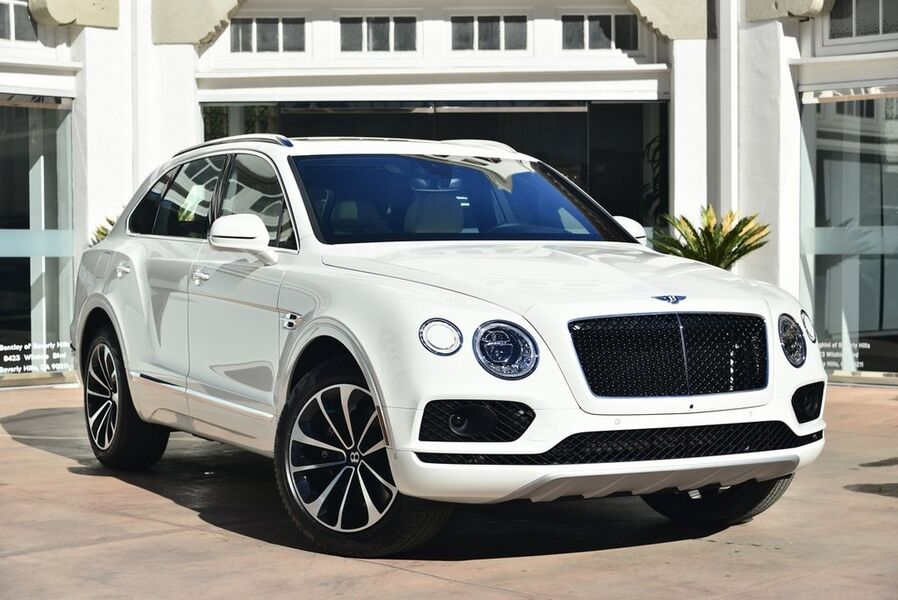 2019_Bentley_Bentayga V8__ Beverly Hills CA