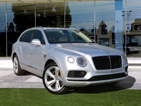 2019_Bentley_Bentayga V8__ Westlake Village CA