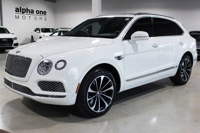 2019 Bentley Bentayga V8 Round Rock TX