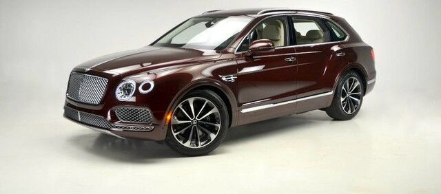 2019 Bentley Bentayga V8 St. Louis MO
