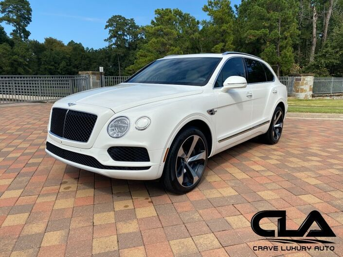 2019 Bentley Bentayga V8 The Woodlands TX
