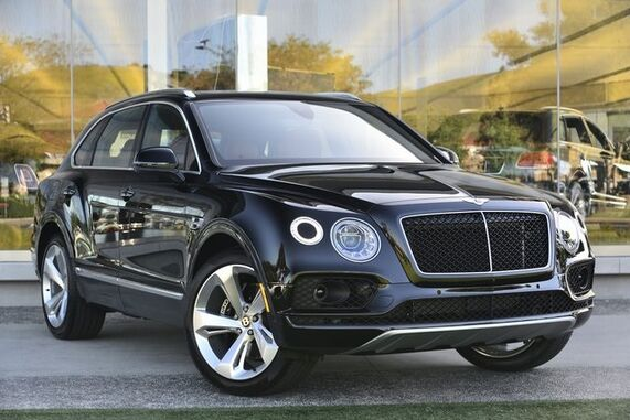 2019_Bentley_Bentayga_V8_ Westlake Village CA