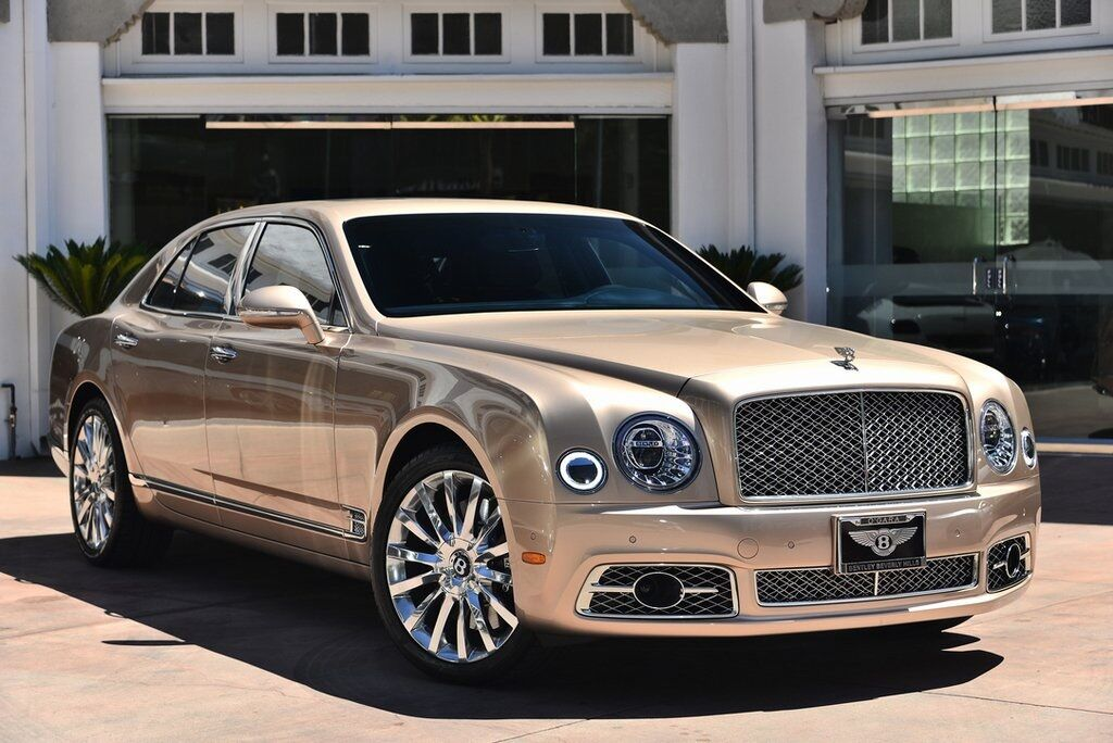 2019 Bentley Mulsanne Lawrence KS