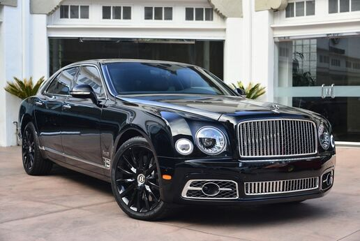 2019 Bentley Mulsanne Speed W.O Edition  Beverly Hills CA