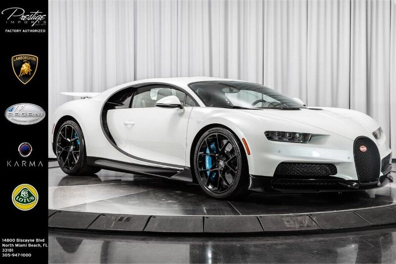 2019_Bugatti_Chiron__ North Miami Beach FL