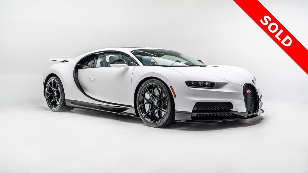 2019 Bugatti Chiron Sky View Roof Sky View Roof Lawrence KS
