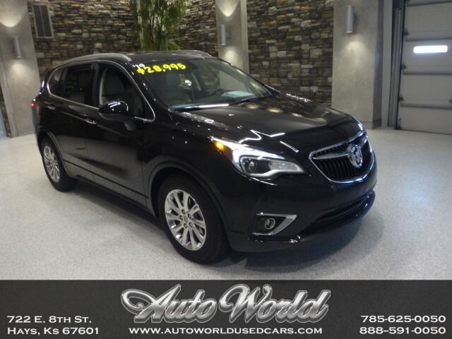 2019 Buick ENVISION ESSENCE FWD  Hays KS