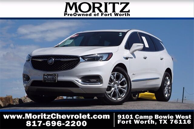 2019 Buick Enclave Avenir Fort Worth TX