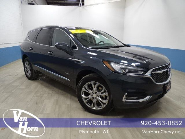 2019 Buick Enclave Avenir Plymouth WI