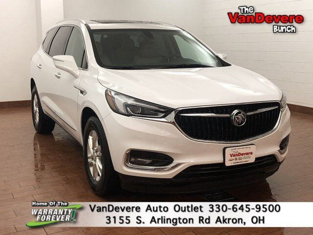 2019 Buick Enclave Essence Akron OH