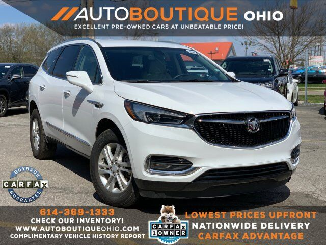 2019 Buick Enclave Essence Columbus OH