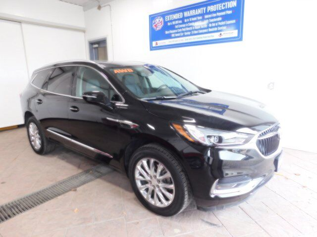 2019 Buick Enclave Essence LEATHER NAVI SUNROOF Listowel ON
