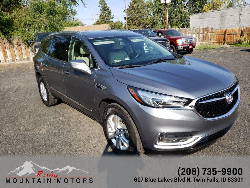 2019 Buick Enclave Essence Twin Falls ID
