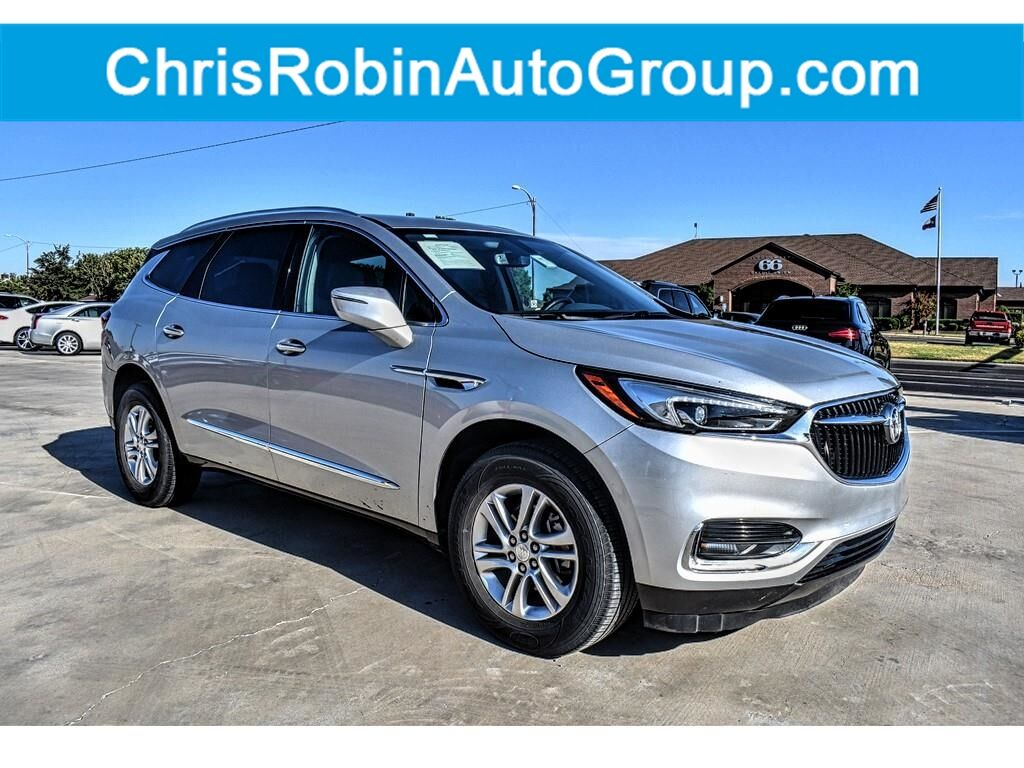 2019 Buick Enclave FWD 4DR ESSENCE Odessa TX