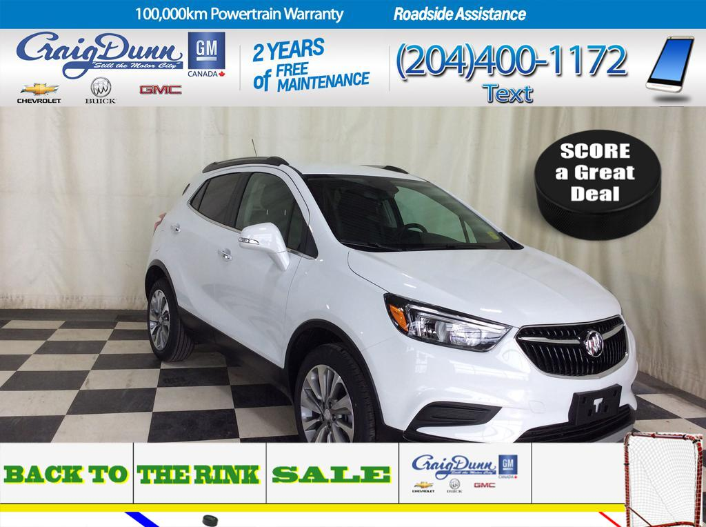 2019 Buick Encore * Preferred AWD * REAR VISION CAMERA * POWER SEAT *