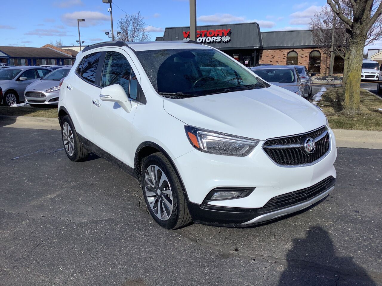 2019 Buick Encore Essence 4dr Crossover Chesterfield MI