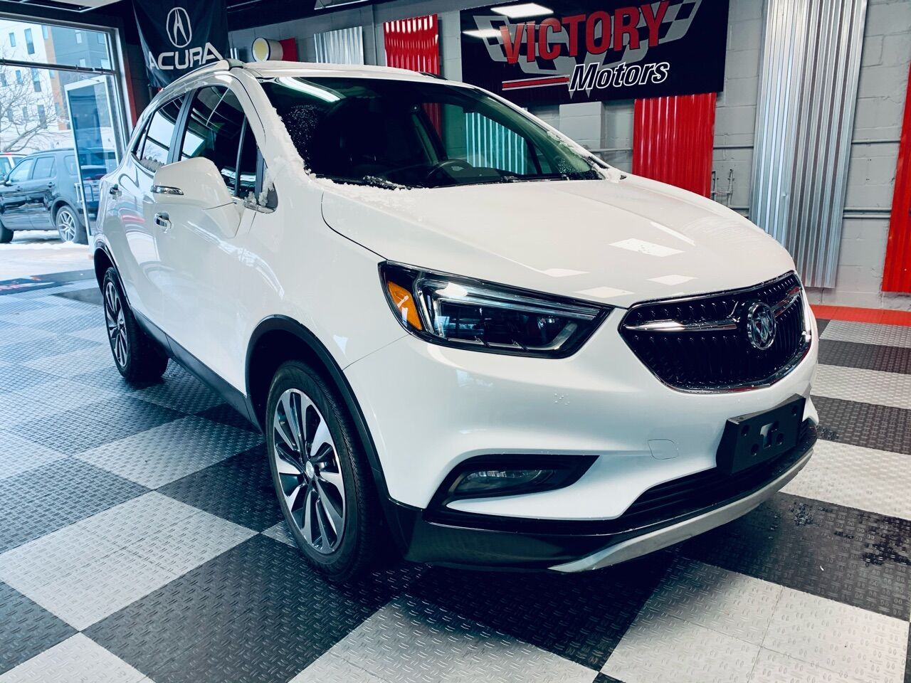 2019 Buick Encore Essence AWD 4dr Crossover