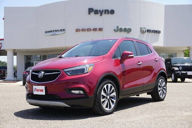 2019 Buick Encore Essence Rio Grande City TX