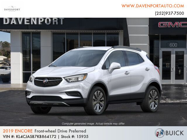 2019 Buick Encore FWD 4dr Preferred Rocky Mount NC
