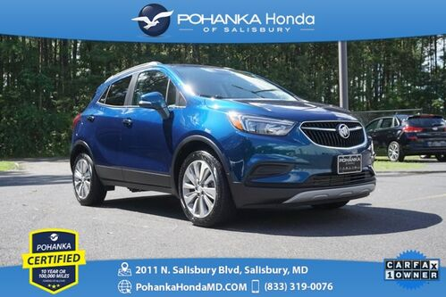 2019_Buick_Encore_Preferred ** Pohanka Certified 10 Year / 100,000  **_ Salisbury MD