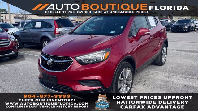 2019 Buick Encore Preferred Jacksonville  FL